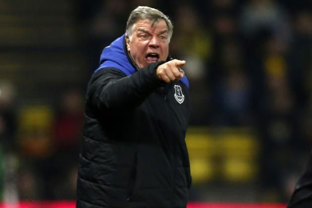 'It's their responsibility' - Sam Allardyce tears into his Everton players after embarrassing Watford defeat | Bible Of Sport