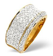 The Diamond Store.co.uk Pave Ring 0.94CT Diamond 9K Yellow Gold Pave Ring 0.94CT Diamond 9K Yellow Gold from The Diamond Store.co.uk the best value Pave Ring 0.94CT Diamond 9K Yellow Gold online, buy now securely with free insurance and delivery http://www.comparestoreprices.co.uk/gold-jewellery/the-diamond-store-co-uk-pave-ring-0-94ct-diamond-9k-yellow-gold.asp