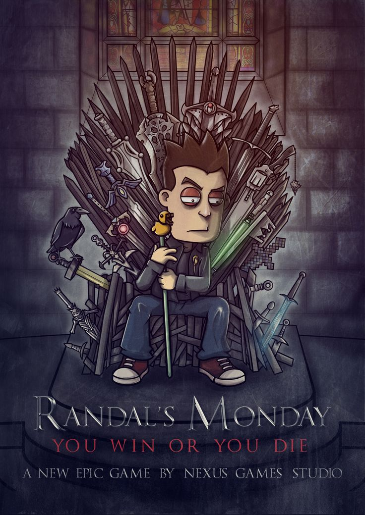 Randal's Monday Game of Thrones