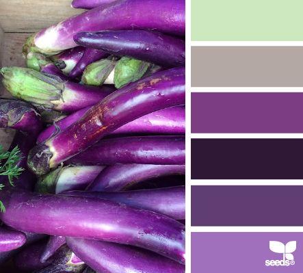 Aubergine Hues - http://design-seeds.com/index.php/home/entry/aubergine-hues