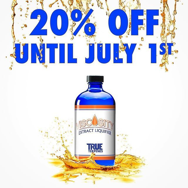 Happy summer TT fans! Any size VISCOSITY is 20% off for the rest of