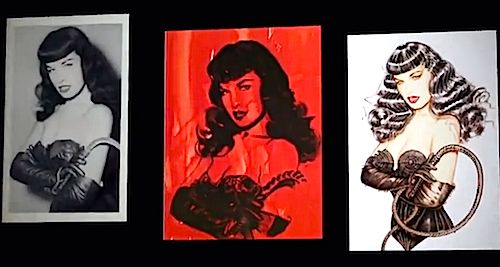CINEMA: Bettie Page Reveals All – Official Trailer (VIDEO)