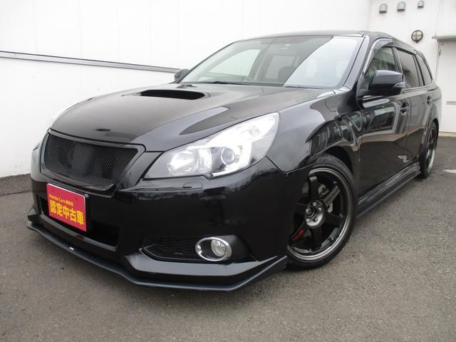 Photo of SUBARU LEGACY TOURING WAGON 2.0GT DIT / used SUBARU