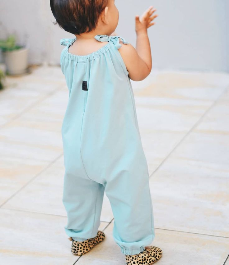 """62 Likes, 11 Comments - BOXX kids (@boxxkids) on Instagram: """"Bubble romper in seafoam blue 💙💚💙 . These playsuits have been our bestsellers for the last few…"""""""