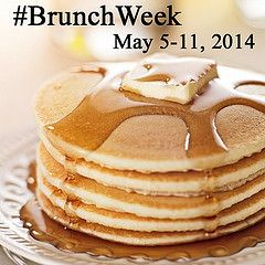 BrunchWeek 2014     //     Lots of Ideas and Recipes! Excellent.    //     Logo by LoveandConfections