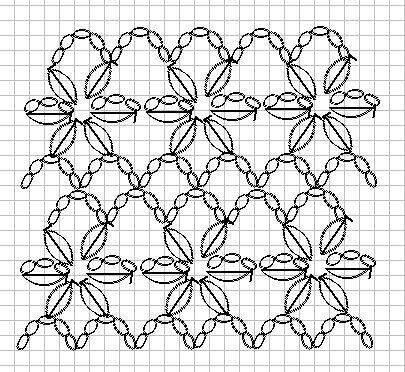 Crochet stitch diagram More