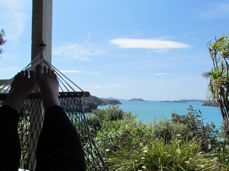 Bay of Islands, NZ. Photo by Sophia Egan-Reid.