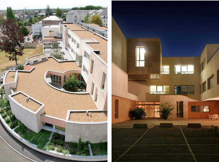 17 meilleures images propos de ehpad maisons de for Architecture unite alzheimer