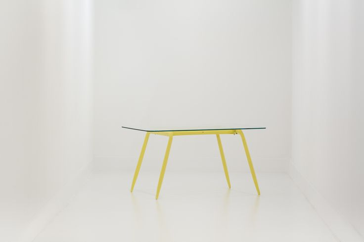 presentation: http://zieta.pl/zieta_TABLE_CONSTRUCTION.pdf  Koziol is a derivative of the Koza II trestle and is converting the trestle into a table frame for a small table to be used in smaller kitchens or as contract furniture for restaurants. Max. size of the table top 1,20 m x 1,20. The table tops need to be purchased separately as we do not provide them at the moment.  https://shop.zieta.pl/pl,p,,55,koziol.html
