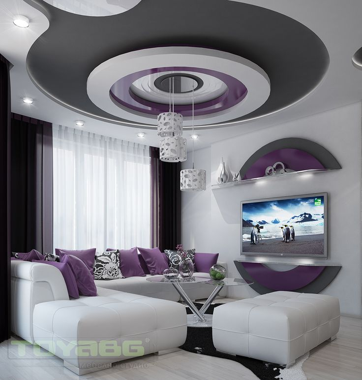 233 best ceiling design gypsum board images on for Pop interior design for hall
