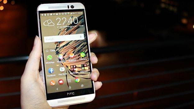 BairesTecno: Smartphone HTC One M9 , análisis y precios