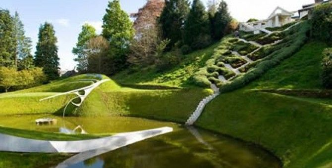 Cosmic Meditation Garden - Scotland