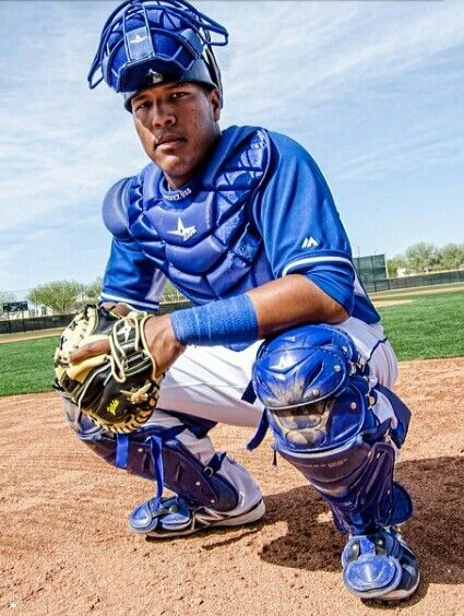 Salvador perez! Best catcher in the game