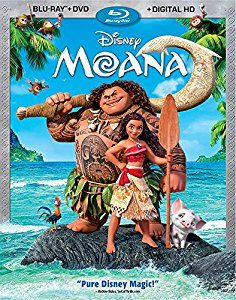 Amazon.com: Moana [Blu-ray]: Auli'i Cravalho, Dwayne Johnson, Rachel House, Temuera Morrison, Jemaine Clement, Nicole Scherzinger, Alan Tudyk, Ron Clements, John Musker, Don Hall, Chris Williams, Screenplay by Jared Bush, Story by Ron Clements & John Musker and Chris Will: Movies & TV
