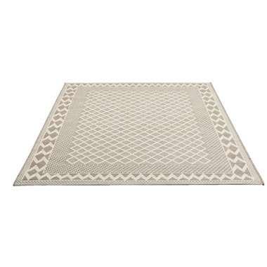 Vloerkleed Jersey - beige - 160x230 cm