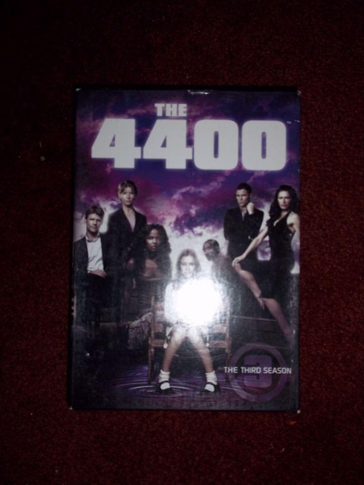The 4400 DVD Set Complete 3rd Season