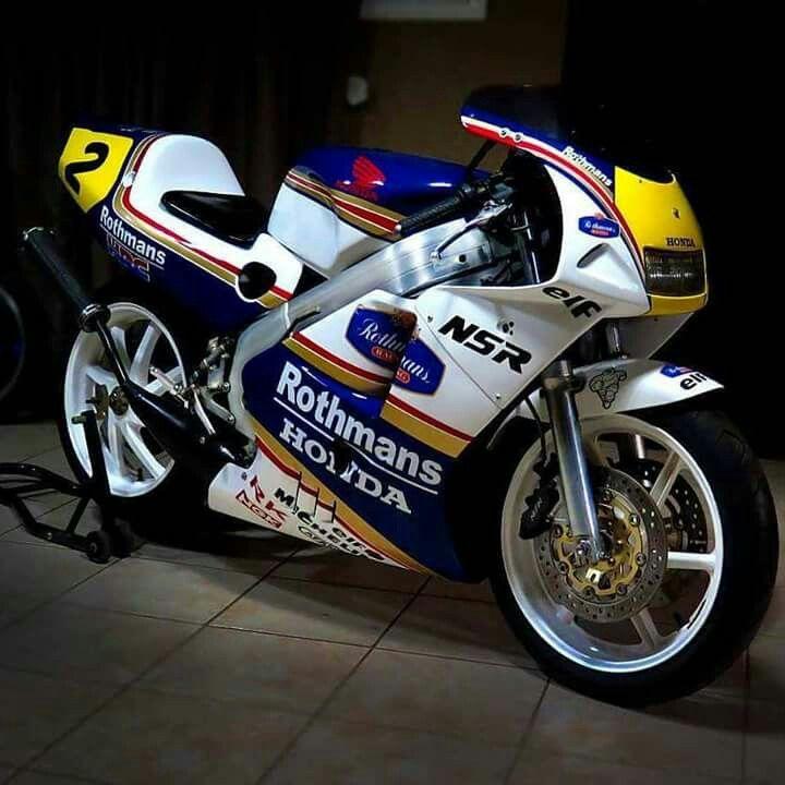 Honda NSR 250c.c.