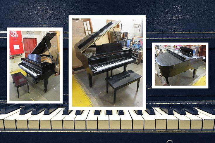 CLOSING SOON 🎹 This stunning K.Kawai Baby Grand Piano is