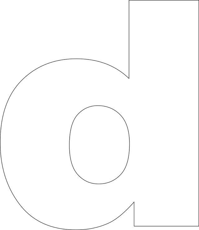 17 Best ideas about Alphabet Templates – Free Letter Templates