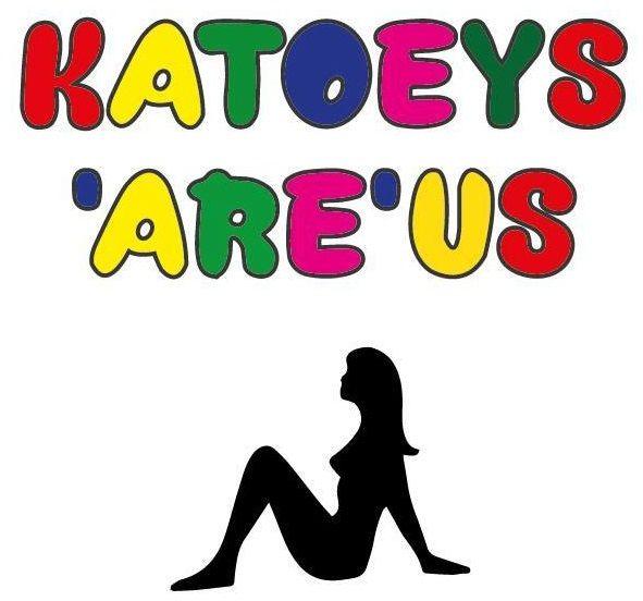 Katoeys Are us logo