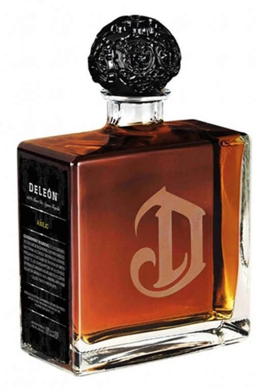DeLeón's limited edition Leona Tequila. #tequila #DeLeón
