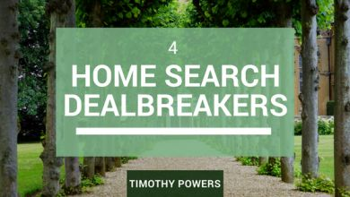 four Residence Search Dealbreakers