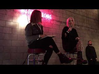 Shirley Manson: Guest Speaker for GIRLSCHOOL Live HD 2017   Shirley Manson of Garbage was a special guest speaker for GIRLSCHOOL 2017 at Bootleg Theater in Los Angeles California on 01/27/2017. www.garbage.com http://ift.tt/2kyKmeH Shirley Manson - Guest Speaker for GIRLSCHOOL Live HD (2017) Los Angeles Bootleg Theater Shirley Manson