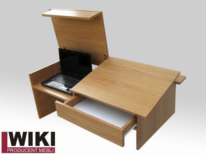 LW Double 4  Nowy model który trafia do naszej kolekcji biurek rosnących dla dzieci i nie tylko. Osoby, które mają ograniczone miejsce w domu mogą wyposażyć biurko ukrytą przestrzeń. W czasie kiedy dziecko nie odrabia lekcji,  rodzic może popracować spokojnie przy biurku. Potem wszelkie dokumenty schować i zamknąć klapę, pozostawiając wszystko w biurku. Druga część przeznaczona dla dziecka z szufladą i regulowanym blatem.