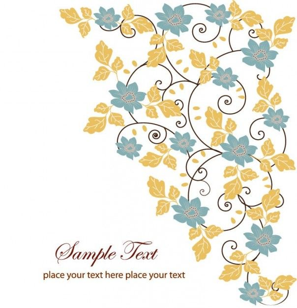 26 best Stationary images on Pinterest Flower backgrounds, Vectors - best of invitation card vector art
