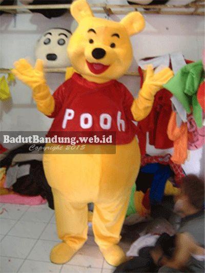 Badut Bandung | Jual Kostum Baju Badut Murah: Toko Kostum Badut Winnie The Pooh