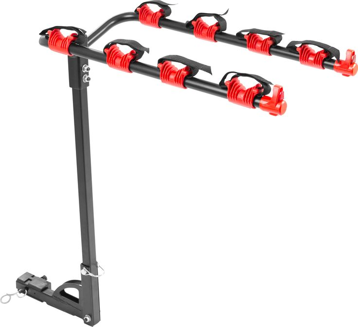 affordable folding and hitch mount bike rack
