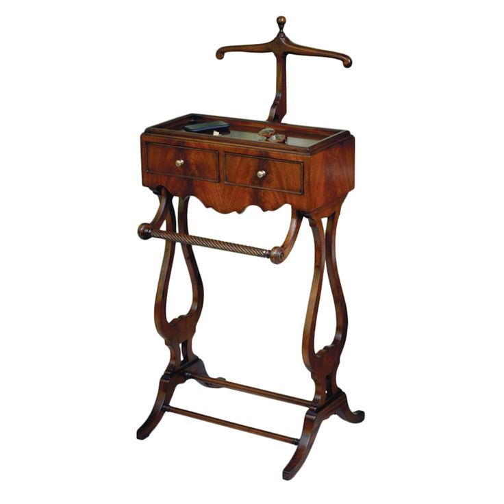 Captivating Mahogany Two Drawer Valet Stand Refined Craftsmanship For The Refined  Gentleman, This Valet Stand Is Handmade And Handcrafted Using Age Old  Techniques And ...