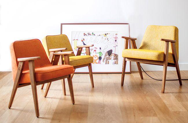 Lovely Market - News - fauteuil design 366 Concept
