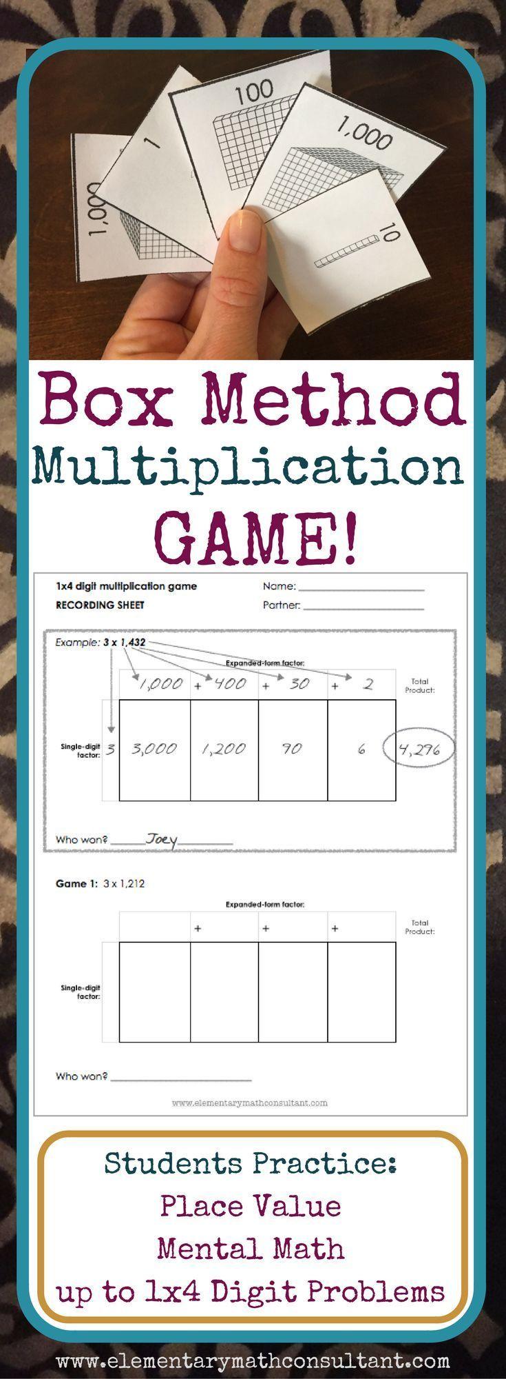 best 25 multiplication strategies ideas on pinterest multiplication teaching multiplication. Black Bedroom Furniture Sets. Home Design Ideas