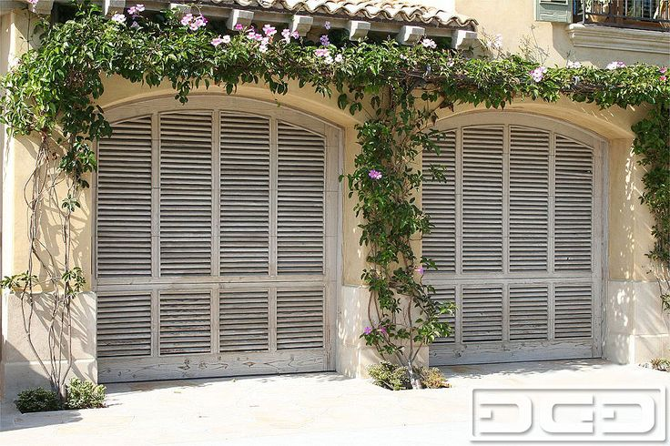 344 best images about garage on pinterest carport for French country garage doors