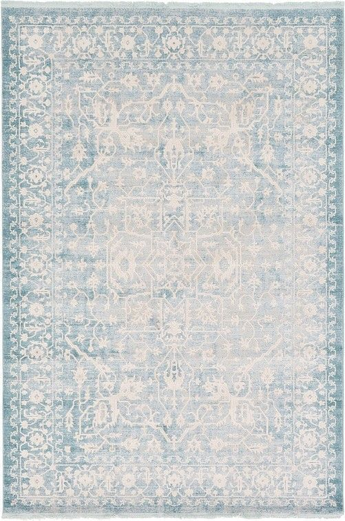 Arcadia Light Blue Area Rug