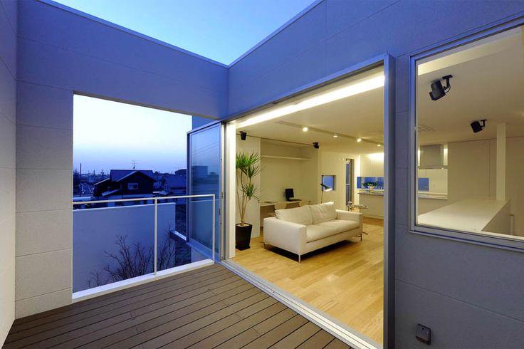 デザイン住宅 Always private アーキッシュギャラリー