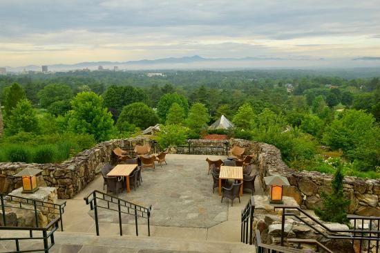 9. Sunset Terrace, Omni Grove Park Inn, Asheville
