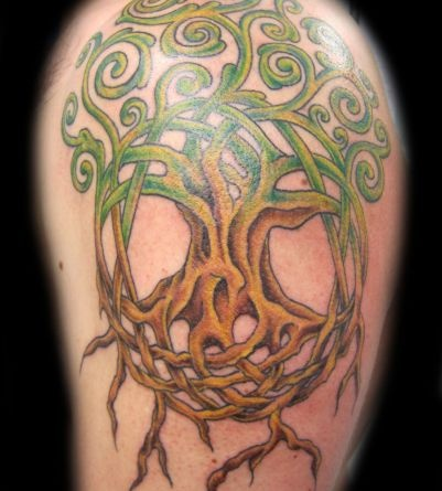 67 best images about mandala trees on pinterest trees for Celtic frog tattoo designs