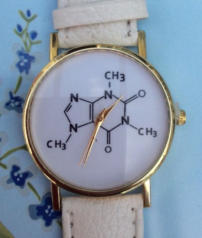 White Faux Leather Strap - Chemistry Watch #present #gift #bright #white #fauxleather #leather #fashion #style #strap #ladies #accessories #men #jewellery #wrist #watch #watches #wristwatch #chemistry #elements #compounds #cute #quirky #science http://m.ebay.co.uk/itm/White-Faux-Leather-Strap-Chemistry-Science-Women-Wrist-Watch-Ladies-Xmas-Cute-/282438928229?nav=SELLING_ACTIVE