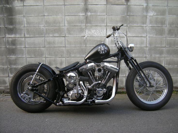 作品 Konen S Evo Custom Of Luck Motorcycles Harley Bobber Harley Softail Classic Harley Davidson