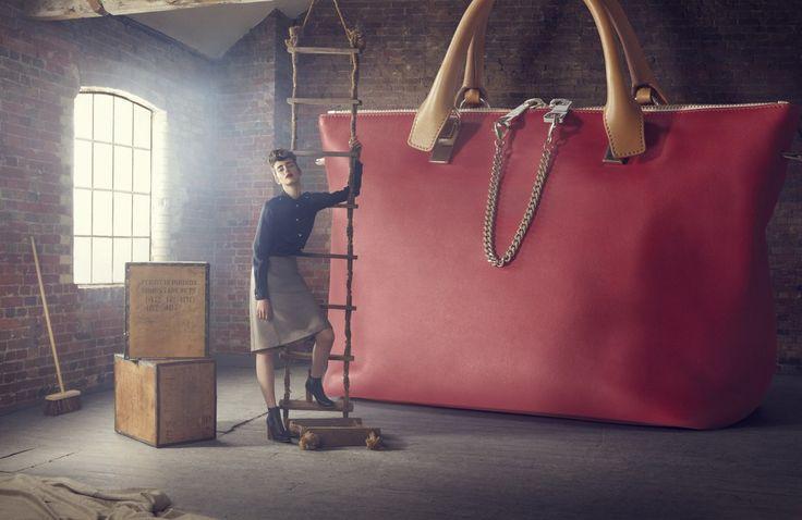 Счастливые женщины большие сумки не носят