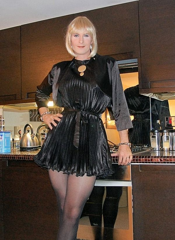 Pin by Lucrezia m on Crossdresser mature Tlady transgender over 30