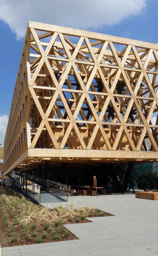 Cristián Undurraga Photographs His Pavilion for Chile at Milan Expo