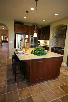 Kitchen Flooring Ceramic Tile