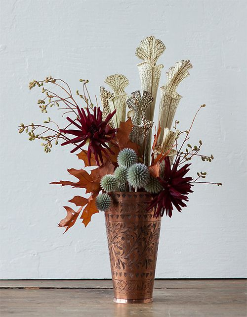 best dried flowers arrangements images on, Natural flower