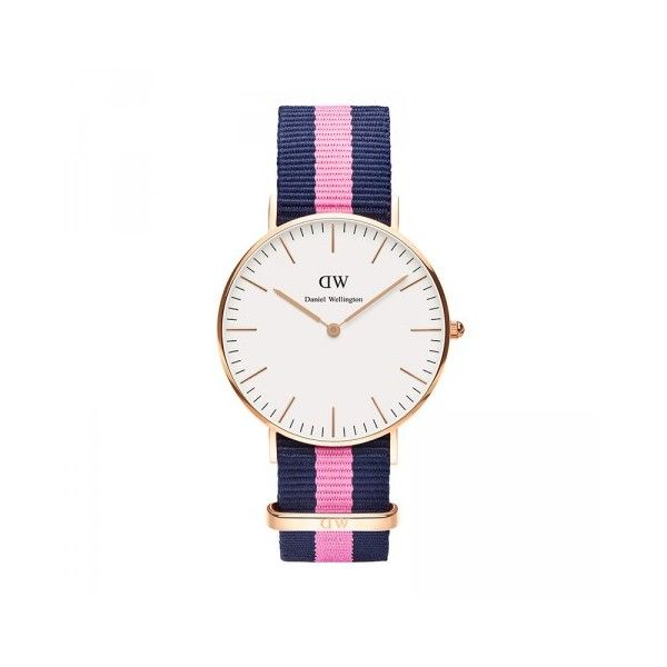 Daniel Wellington Women's Quartz Watch Classic Winchester Lady with Plastic  Strap