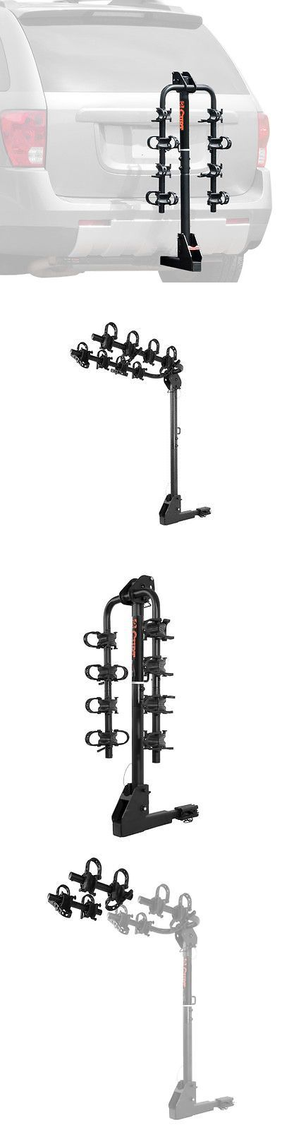 Car and Truck Racks 177849: Curt 18030 - Extendable Hitch Mount Bike Rack BUY IT NOW ONLY: $126.0