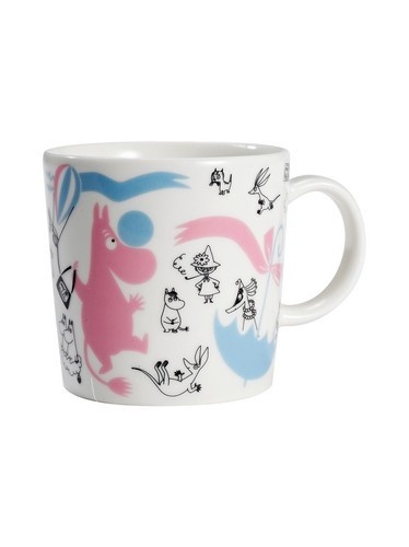 Arabia Finland Moomin Mug 'Stockmann 150 Edited Collection nro 125'.