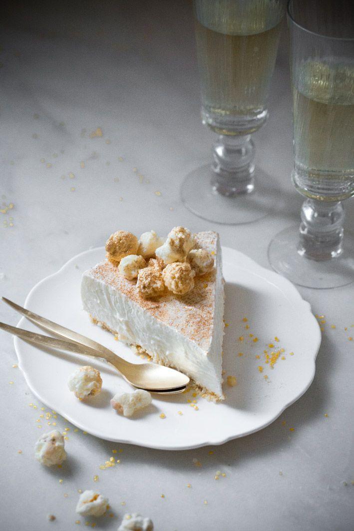 Champagner Cheesecake